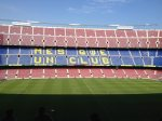 Barcelona FC's Estadio Camp Nou